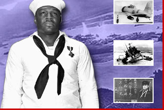 Doris Miller at Pearl Harbor